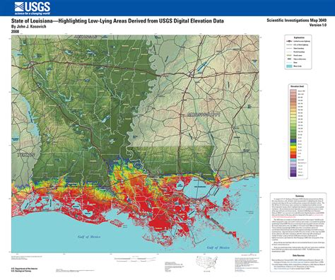 south louisiana elevation map why the master plan will not protect louisiana and what we