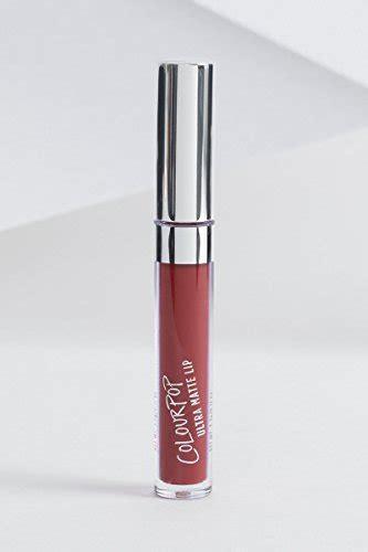 Colourpop Ultra Matte Lipstick Avenue colourpop ultra matte liquid lipstick avenue health personal care cosmetics makeup makeup