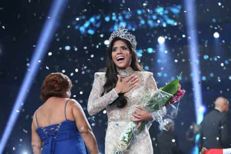 reina de belleza latina 2016 ganadora francisca lachapel sue 241 a con presentar un show y hacer