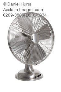 fashioned electric fan stock photo of fashioned electric fan