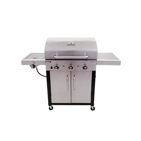 char broil 3 burner ir gas grill outdoor living grills