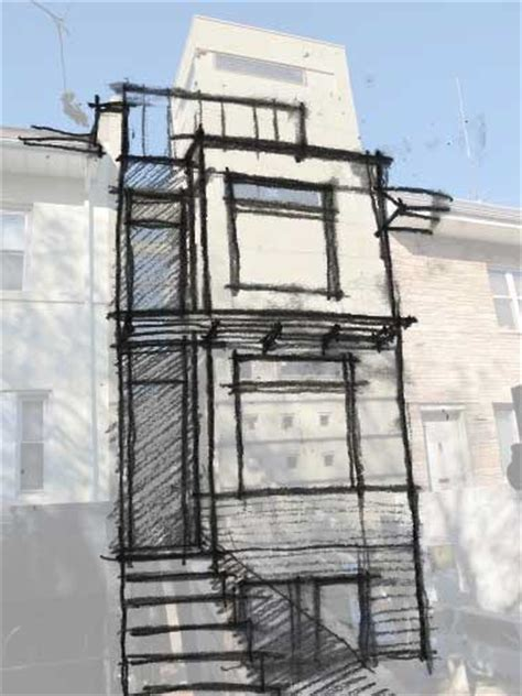 modern row houses to go up near museum district scott s popville 187 imagining what new buildings could look like