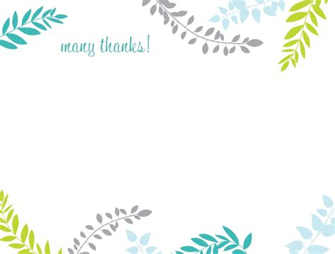 Thank You Note Template Tryprodermagenix Org Thank You Note Card Template
