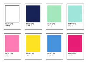 color palette pantone spring summer 2012 colour palette shades pantone whisty whisty