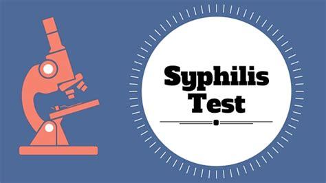 eia test syphilis test syphilis testing clinic