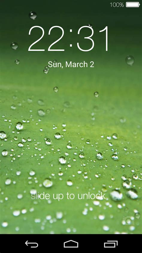 live lock screen android lock screen live wallpaper android apps on play
