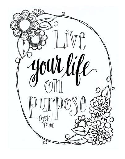 93 best quote coloring pages images on pinterest adult coloring pages free printables quotes printable