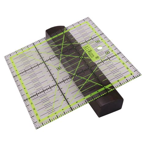 arts crafts 1 841586700x 1 pcs diy hand too patchwork ruler home garden arts crafts sewing needle arts craft sewing tools