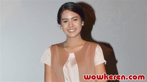 maudy ayunda kembali dipercaya bawakan soundtrack film bawakan ost moana versi bahasa indonesia maudy ayunda