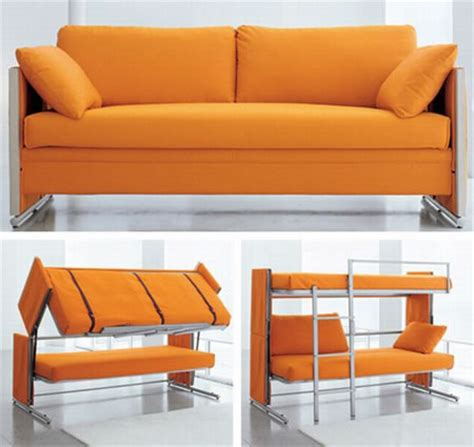 couch turns into bed magic the couch that turns into a bunk bed