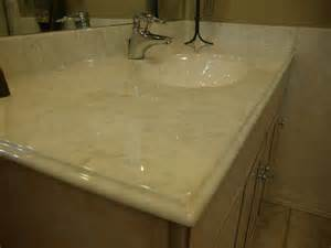 Cultured Marble Vanity Tops Orlando Fl Sidesplash And How It Meets Up With The Ogee Edge On The