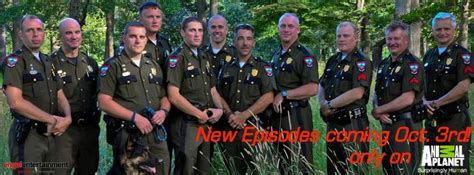 maine game wardens on the animal planet show quot north woods