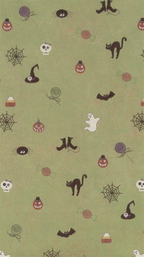 pattern background iphone cute halloween pattern iphone 5 wallpaper ipod wallpaper