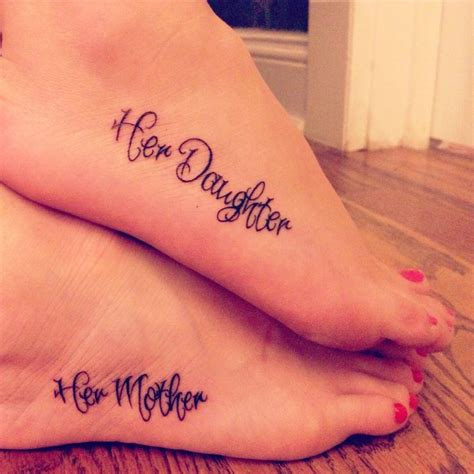 tattoo quotes for daughter inspiring mother daughter tattoos insanely gorgeous