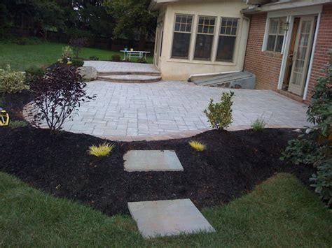 small paver patio projects