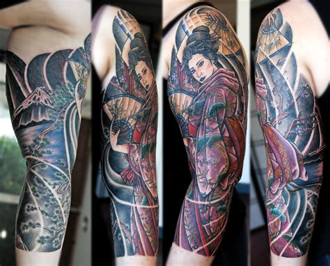 japanese tattoo victoria large tattoos victoria bc tattoo artist cohen floch