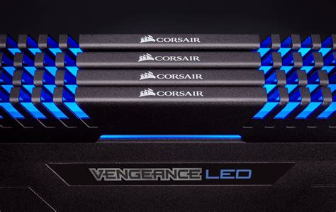 Memory Ddr4 Corsair Vengeance Led Cmu32gx4m2c3200c16b 2x16gb corsair vengeance led blue 32gb 2 x 16gb ddr4 3200mhz