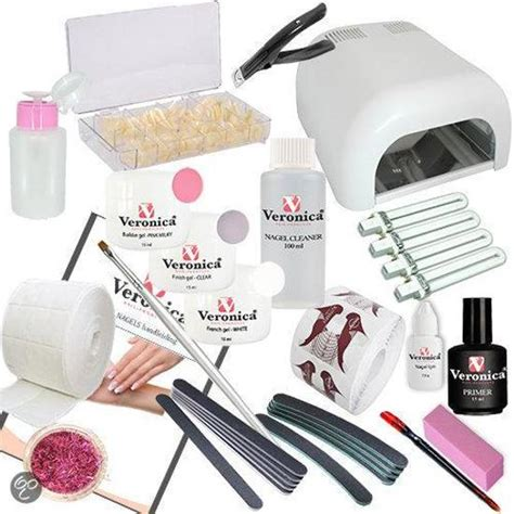 Gelnagel Pakket by Bol Nail Products Gelnagels Starterspakket