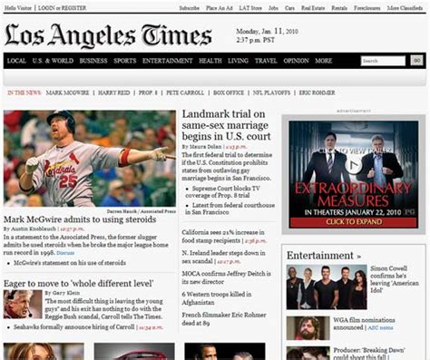newspaper history facts britannica los angeles times history ownership facts britannica