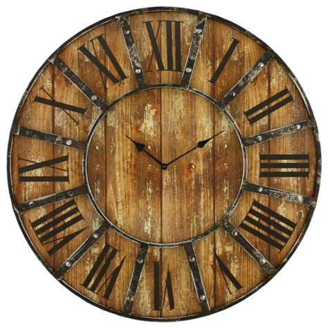 Dining Room Furniture San Antonio by Edmonson Wall Clock Farmhouse Wall Clocks By Aspire