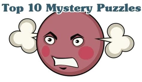 best puzzle best brain teasers top 10 mystery puzzles