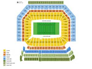 ford field seating chart and tickets