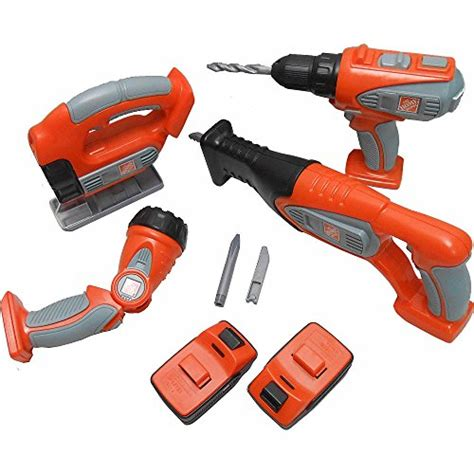 the home depot deluxe power tool set b0045k0qz0