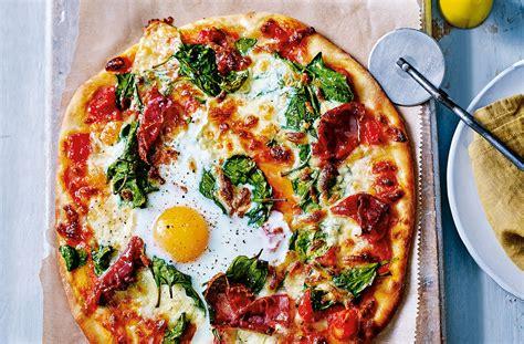 italian recipe florentine pizza recipe italian recipes tesco real food