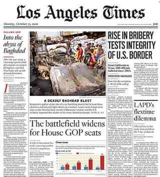 los angeles times calendar section franklin avenue the incredibly shrinking los angeles times