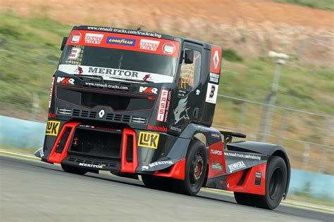 Renault Trucks Corporate Press Releases Truck Racing