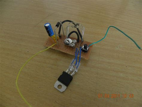 how laser diodes are made how to make a laser diode driver that enables you to burn paper