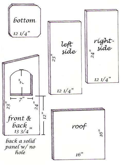 Owl Box Plans Owlhouse Plans001 Copy Fencing Screech Owl House Plans
