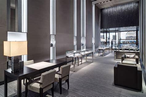 Marino Interiors by Marino Opens Hublot Flagship Store In New York
