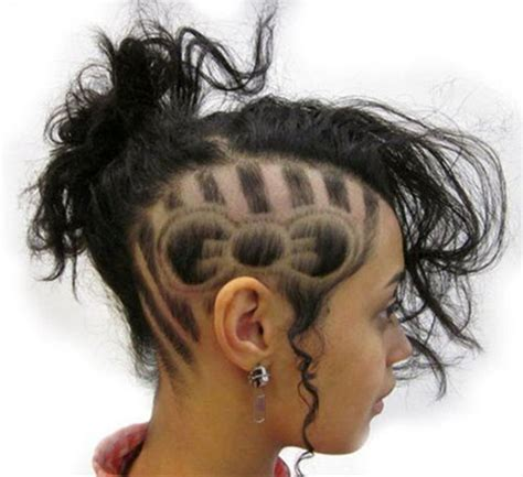 pictures of best pubic hair designs hairstylegalleries com 52 of the best shaved side hairstyles