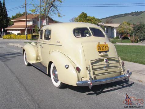 Packard Garage by 1940 Packard Series 1803 8 Club Sedan No Reserve