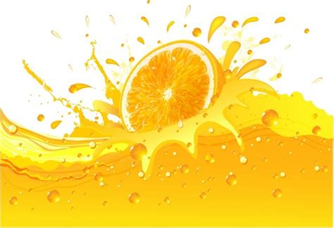 Car Wallpapers Free Psd Files Of Splashing by Splashing Orange Free Vector In Adobe Illustrator Ai Ai