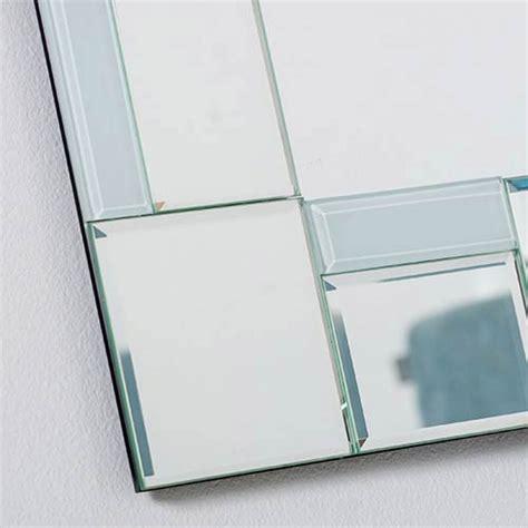 Modern Rectangular Bathroom Mirrors Modern Rectangular Beveled Bathroom Mirror Decor