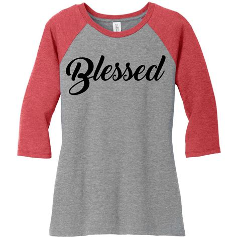 Kaos Raglan 34 Polos Size L blessed inspirational baseball raglan 2 tone 3 4 sleeve womens tops shirts in sizes small 4x