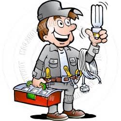 Simple Home Design Tips electrician clipart