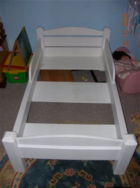 how to make a toddler bed download make your own toddler bed plans free
