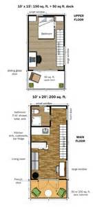Floor Plans For Small Houses Eagle Microhome Tiny House Swoon