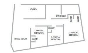 northeastern university housing floor plans housing neh summer institute space place and the