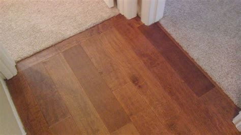 tile floor transition strips water under laminate flooring