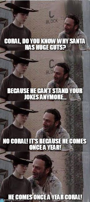 Coral Meme - pics for gt walking dead meme coral