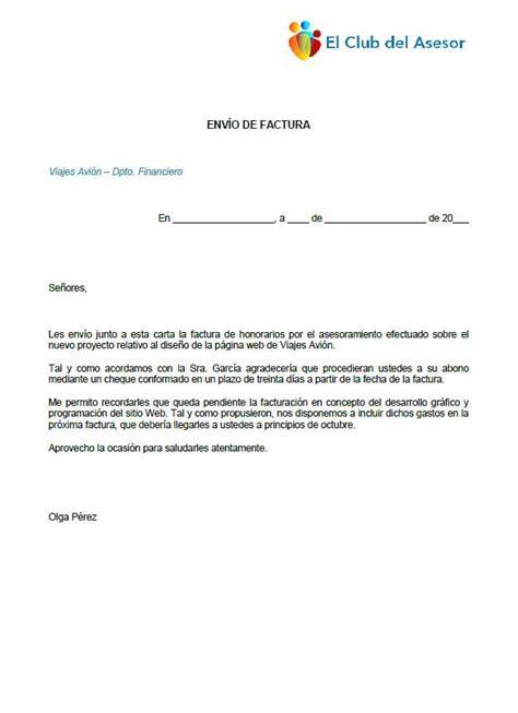 modelo carta terminacion contrato periodo prueba modelo de carta para env 237 o de factura documentos de