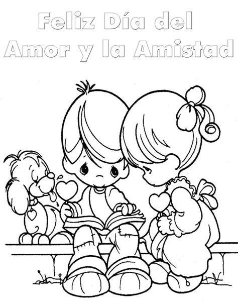 imagenes de amor y amistad para colorear the 25 best dibujos de la amistad ideas on pinterest
