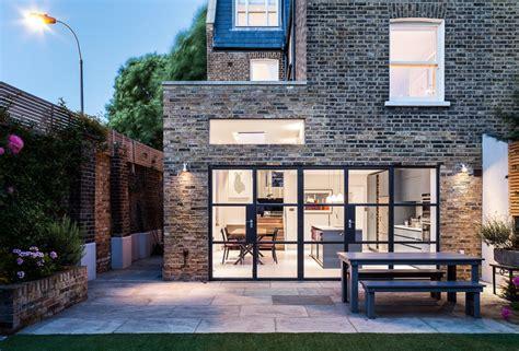 außenlen modern slot house by au architects myhouseidea