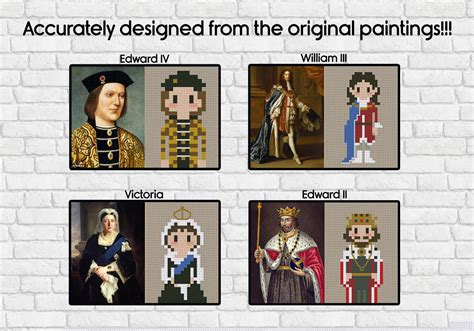 kings pattern history kings and queens of the united kingdom history cross