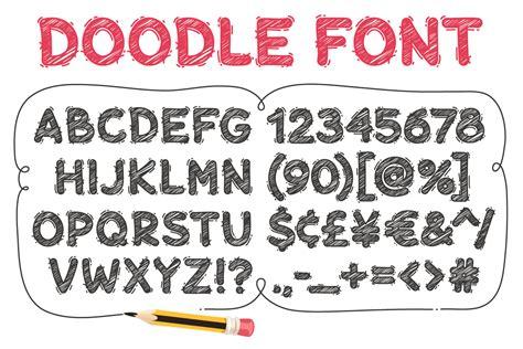 doodle font free viachaslau vaitsenok
