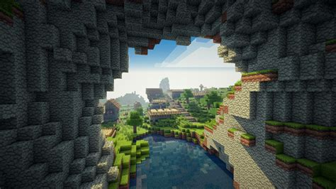 mine craft wall paper minecraft backgrounds hd wallpaper cave